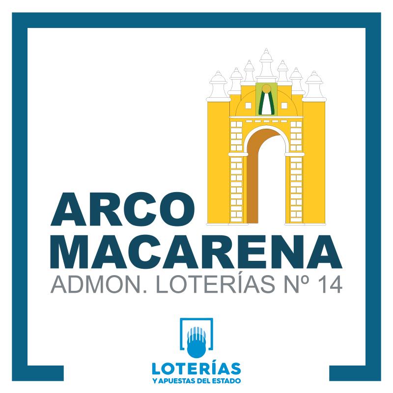 Lotería Arco Macarena